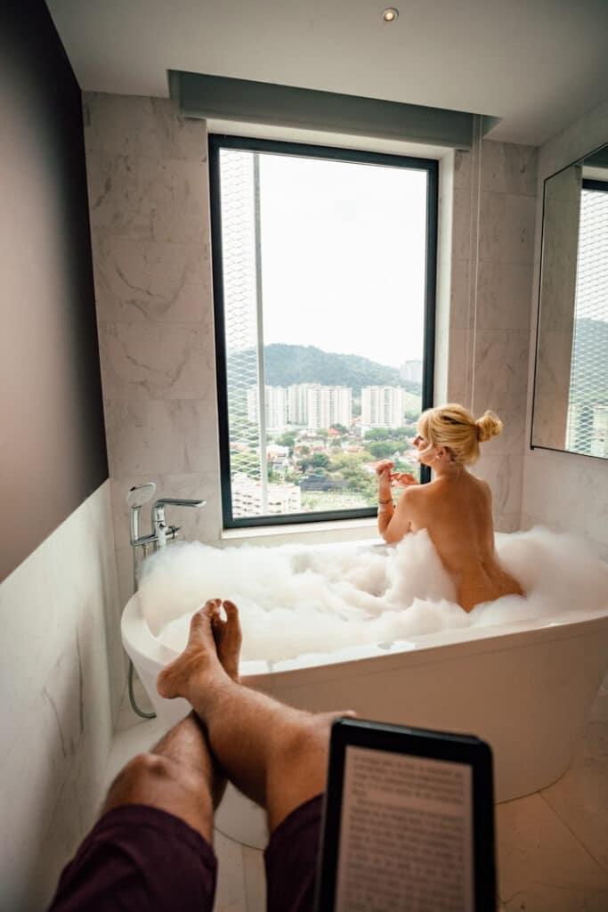 salle de bain g hotel penang