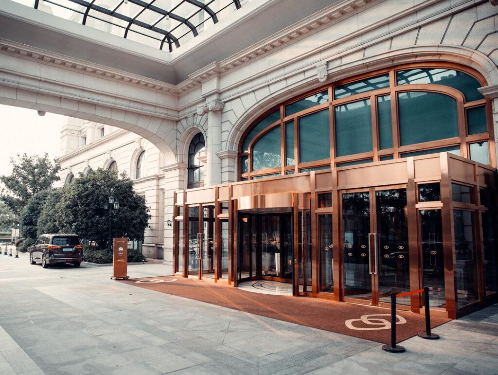 hotel sofitel shanghai
